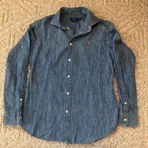 Authentic Polo Ralph Lauren Denim Shirt